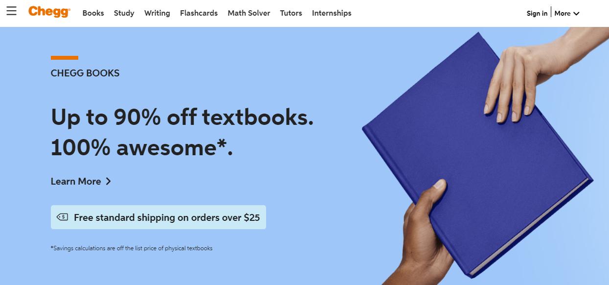 Text Book Rentals